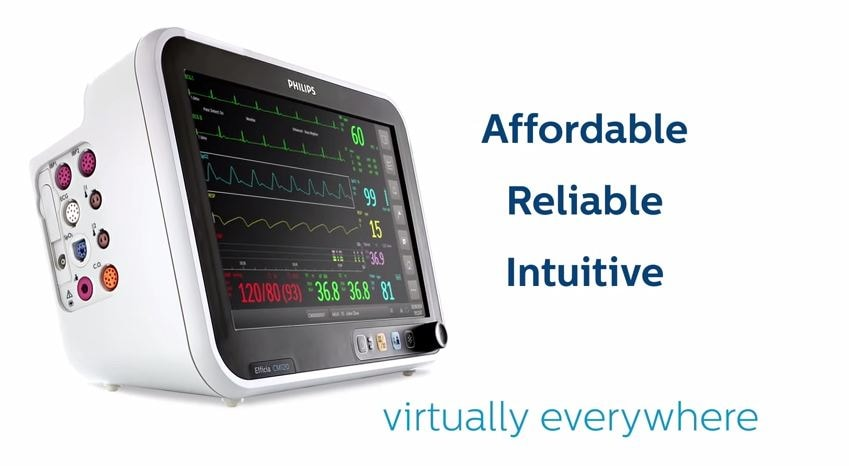 Philips Efficia – Quality, Cost - Effective Patient Monitoring Solutions