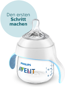 Philips Avent Trinklern-Set, 4 Monate