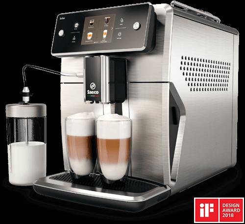 xelsis saeco kaffeevollautomat philips. Black Bedroom Furniture Sets. Home Design Ideas