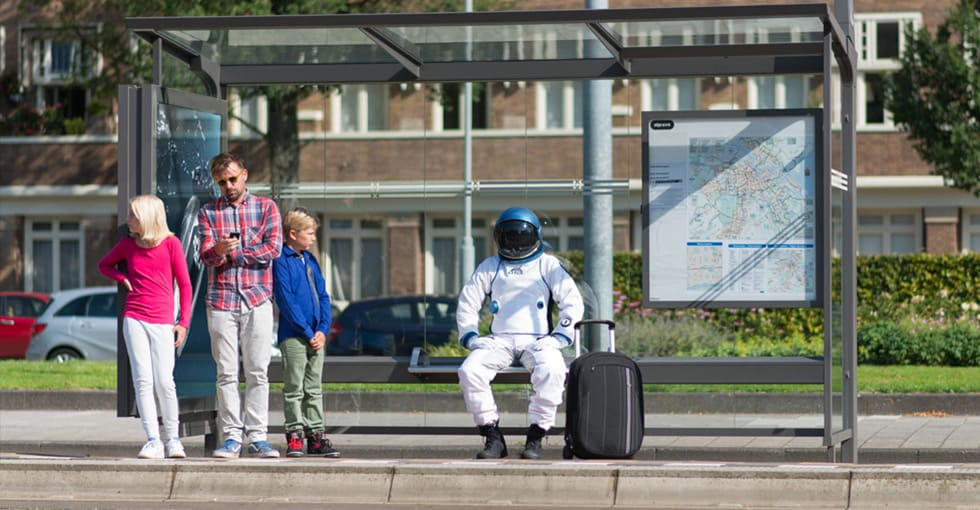 Enter the Philips Space Challenge and experience an astronaut adventure yourself