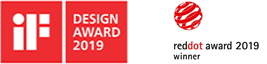 Philips OLED+ 934 iF Design Award – Red Dot Award