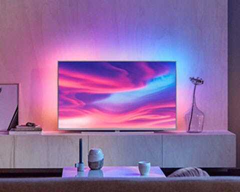Philips 4K UHD-Android TV der Performance Serie