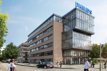 Philips Headquarter Hamburg Germany